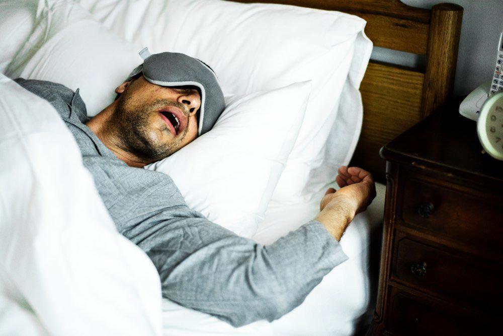 Le manque de sommeil augmente le risque de souffrir d'apnée du sommeil.
