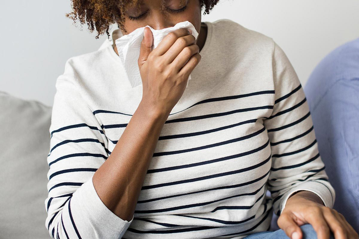 Le manque de sommeil augmente le risque d'allergies.