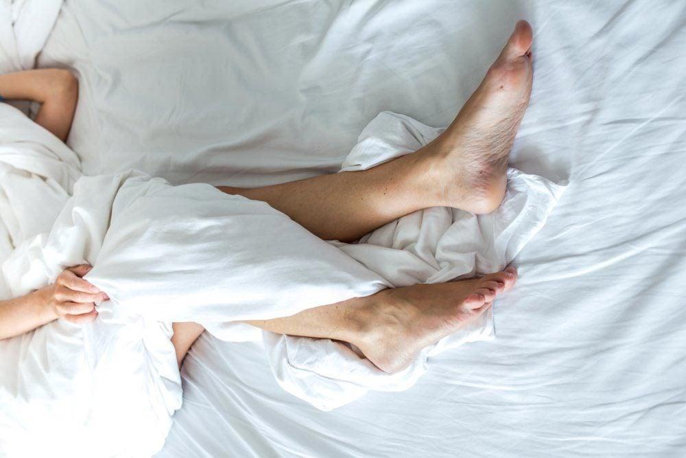 Le manque de sommeil augmente le risque de souffrir du syndrome des jambes sans repos.