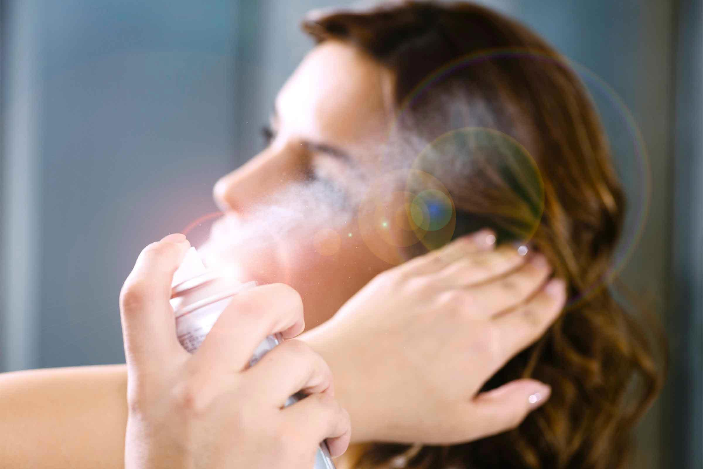 Produit de maquillage toxique : Phtalates.
