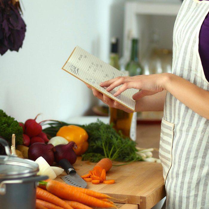 Conseil de marie Kondo : recyclez les recettes.