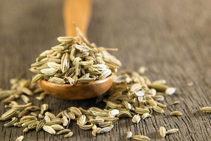 Maux d'estomac : les graines de carvi sont un bon remède.