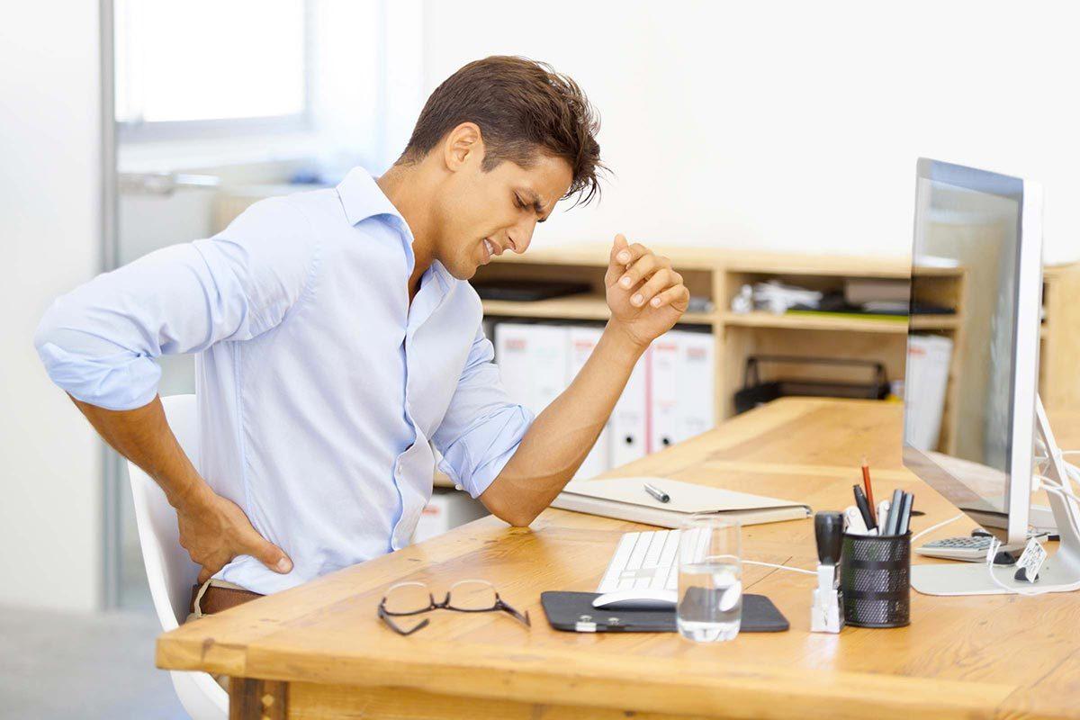 Les maux de ventre peuvent être liés à des calculs rénaux.