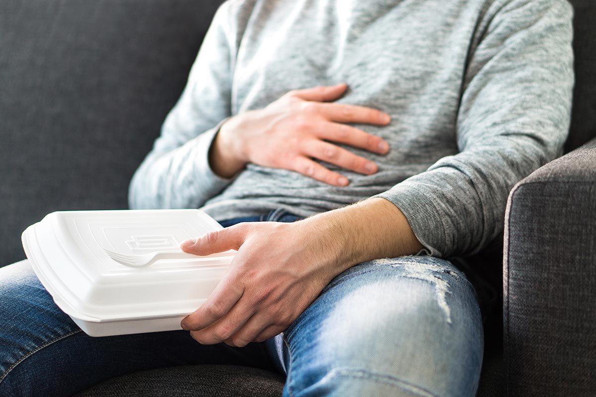 Le mal de ventre chez l'enfant