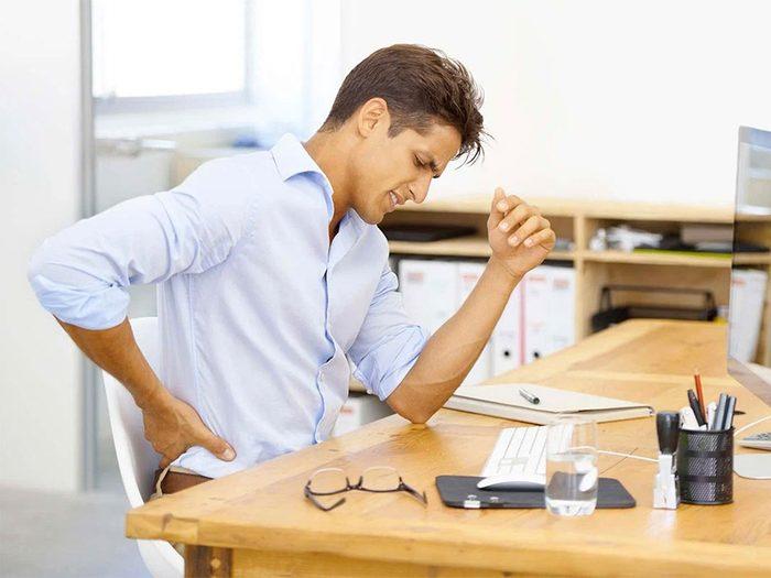 Calculs rénaux ou infections des reins ou de la vessie font partie des maux de ventre à ne pas ignorer.