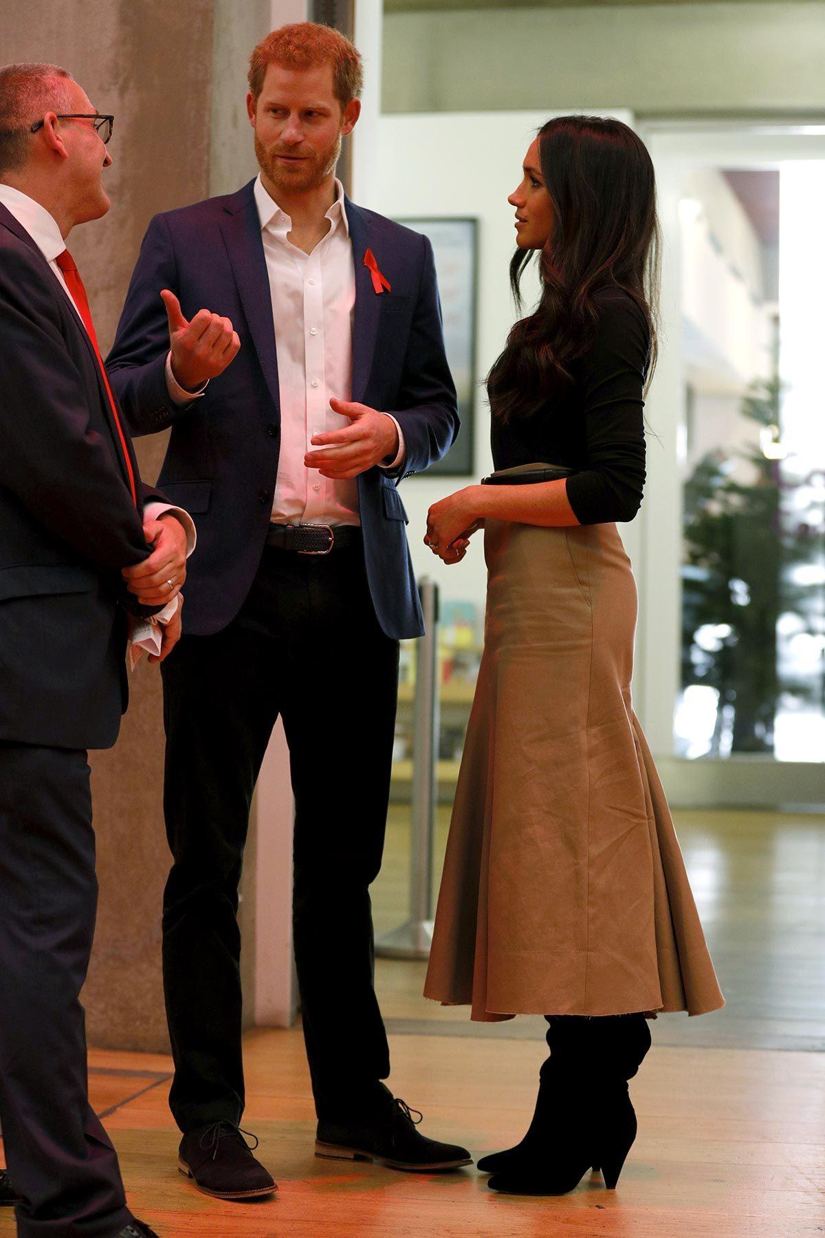 Meghan Markle a changé de style vestimentaire après la demande du prince Harry.