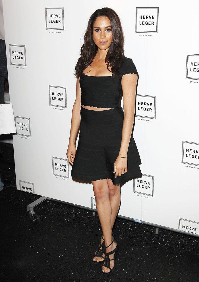 Meghan Markle ne porte plus de tenue sexy.