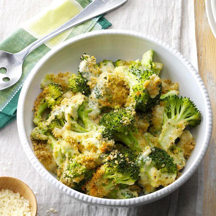 Les meilleurs aliments pour avoir une belle peau : le brocoli.