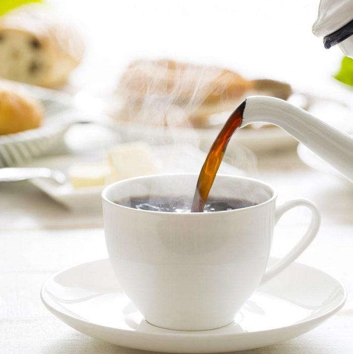 Les meilleurs aliments pour avoir une belle peau : le café.