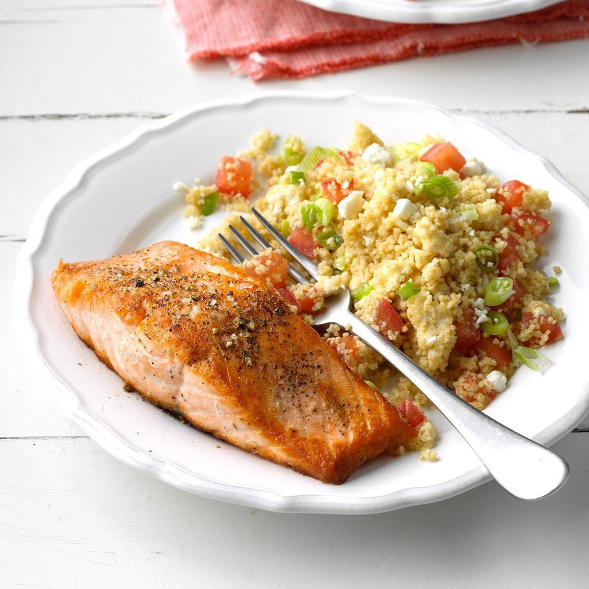 Les meilleurs aliments pour avoir une belle peau : le saumon.
