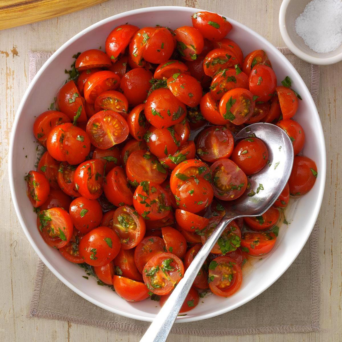 Les meilleurs aliments pour avoir une belle peau : les tomates.