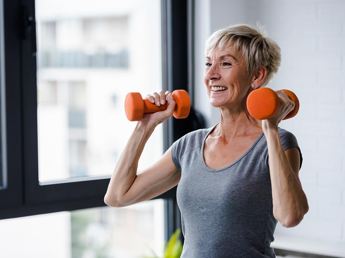 Ménopause : certains exercices physiques sont recommandés.