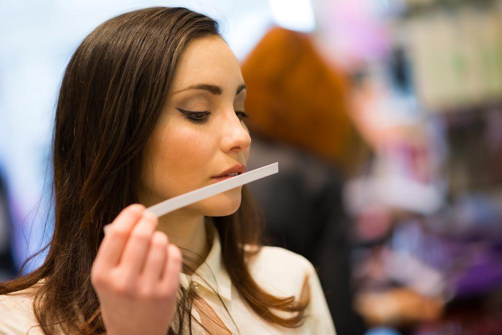 Métiers insolites : testeur d'odeurs