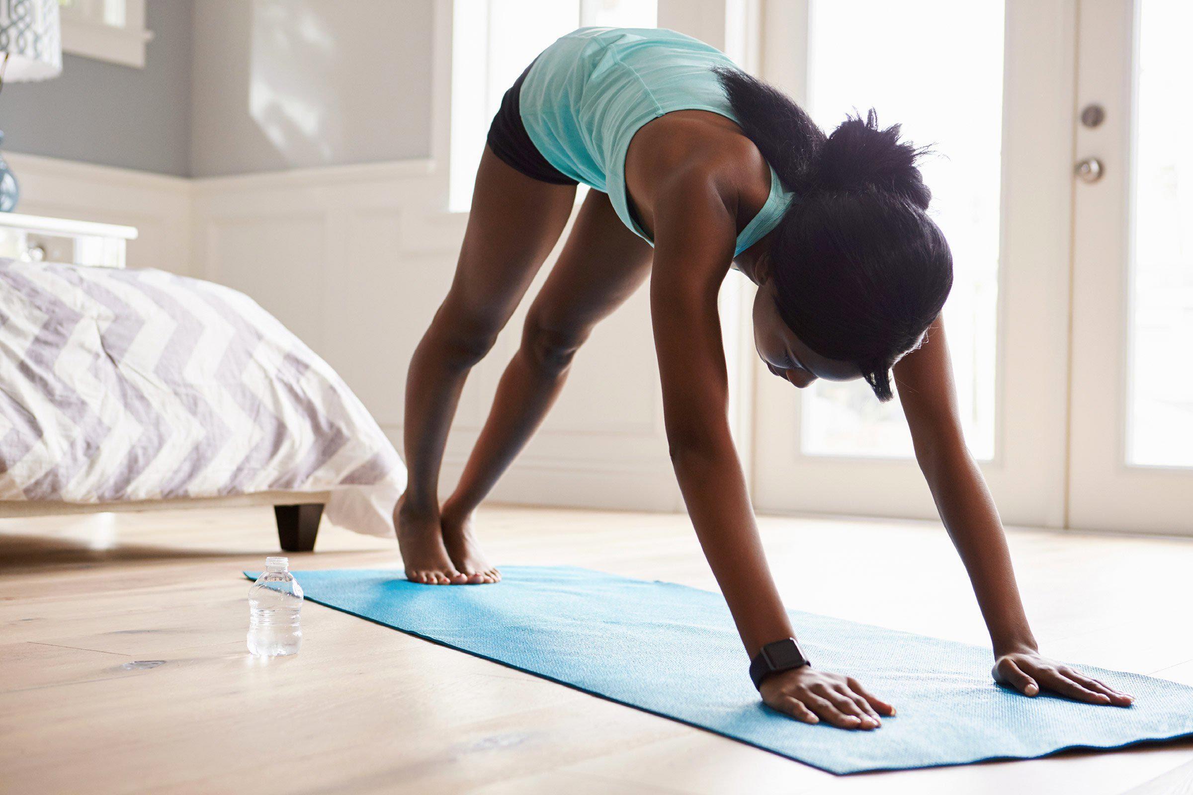Pour mieux dormir, faites de l'exercice.