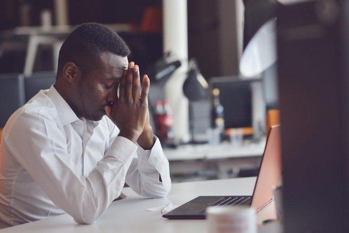 Les palpitations cardiaques peuvent signaler un problème si vous n'arrivez pas à tenir à la fin de vos journées.