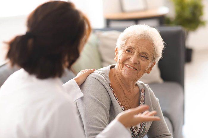 Les palpitations cardiaques peuvent signaler un problème si vous vous faites vieux.
