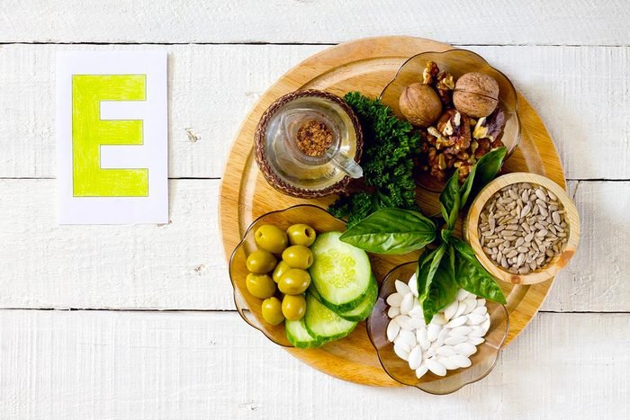 Perte de mémoire : prenez de la vitamine E.