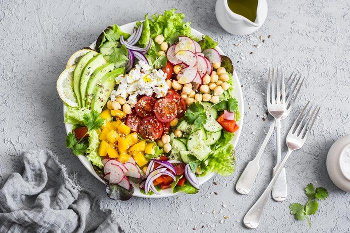 Pour manger sans gluten, équilibrez votre alimentation.