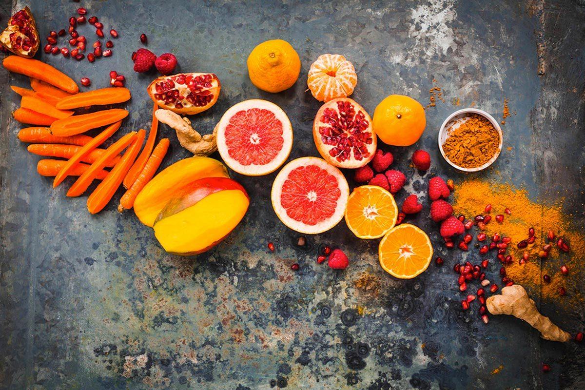 Soins de la peau : consommez des antioxydants.