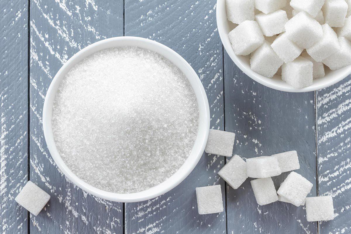 Soins de la peau : coupez le sucre.