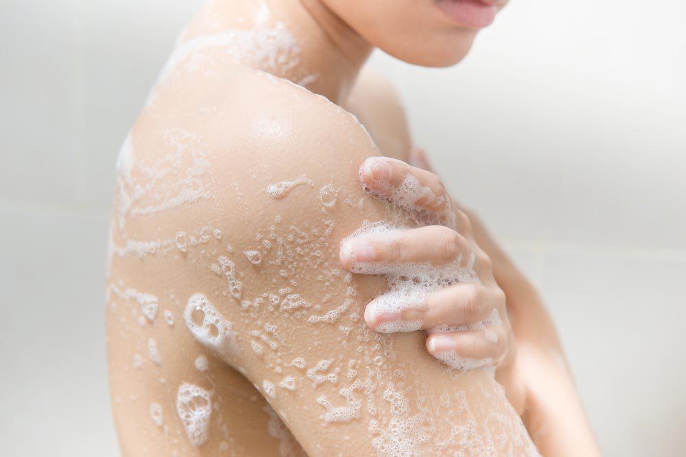 La peau peut révéler des symptômes de maladies.