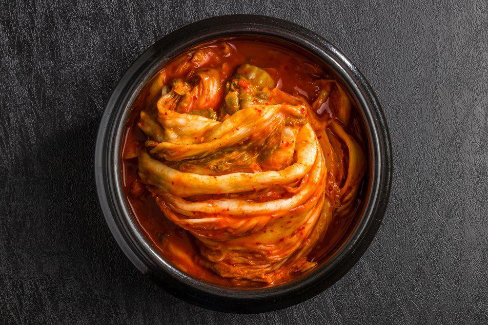 Pour réduire la tension artérielle, des aliments fermentés.