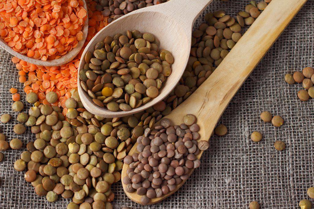 Pour réduire la tension artérielle, mangez des lentilles.