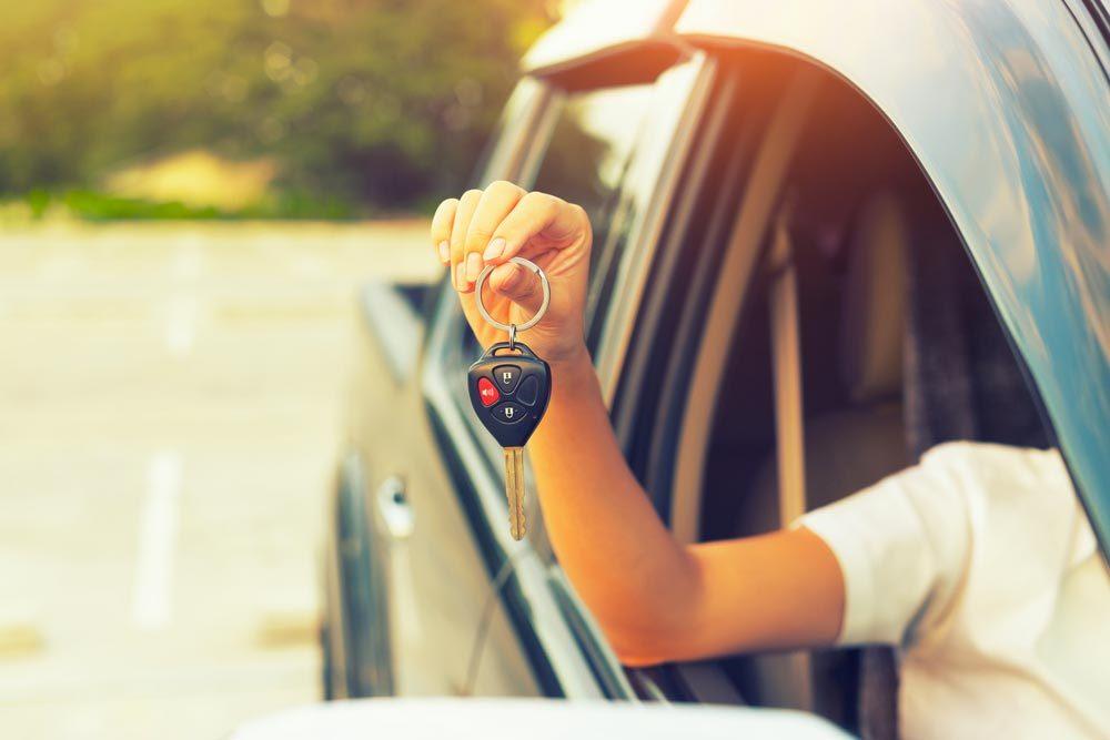 Achat de véhicule : Est-ce que le véhicule a déjà été accidenté?
