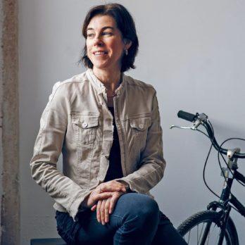 Rencontre avec la présidente de Vélo-Québec