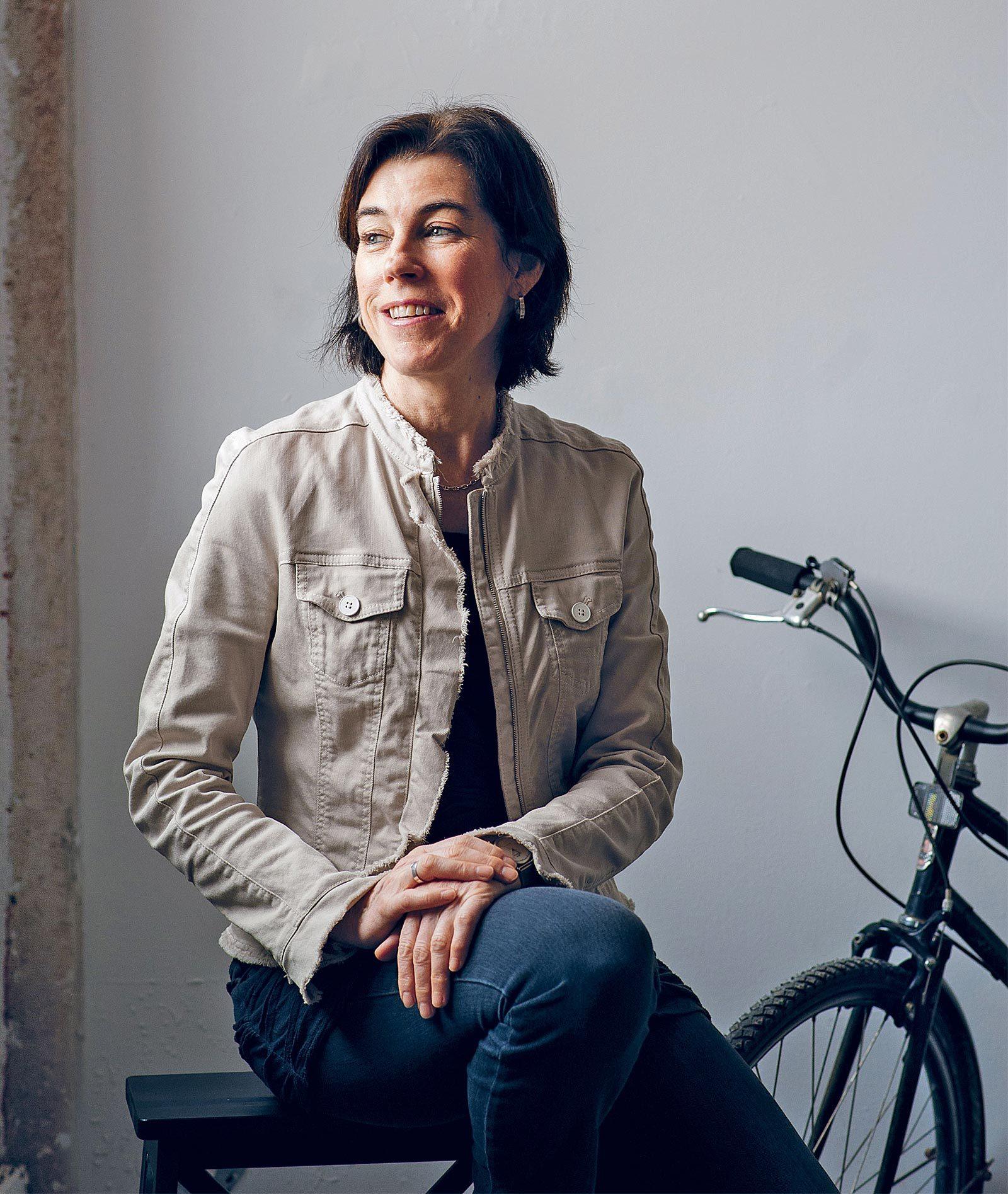 Vélo Québec : rencontre avec la présidente Suzanne Lareau.