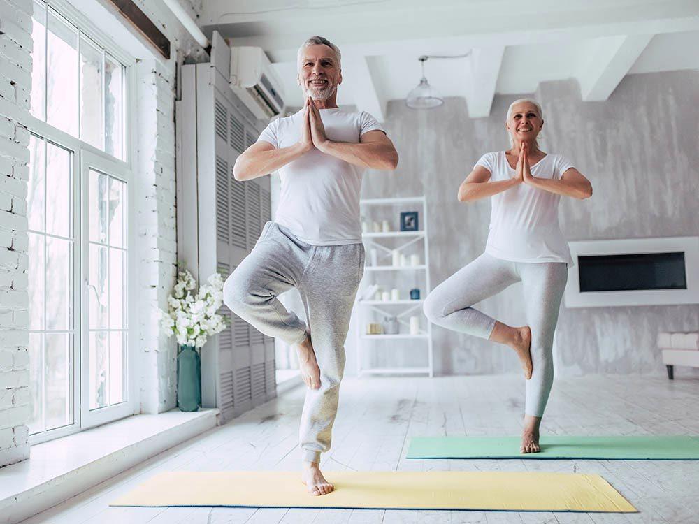 La vitamine E aide à ralentir le processus de vieillissement.