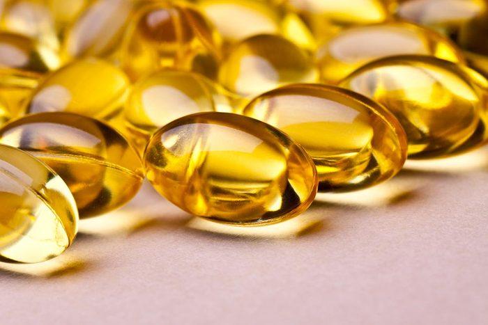 La vitamine E ralentit le vieillissement.