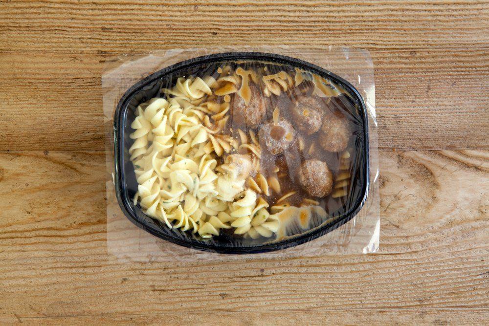 Aliments surgelés qu'il ne faut plus acheter : les pâtes.