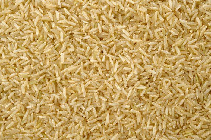 Aliments surgelés qu'il ne faut plus acheter : le riz.