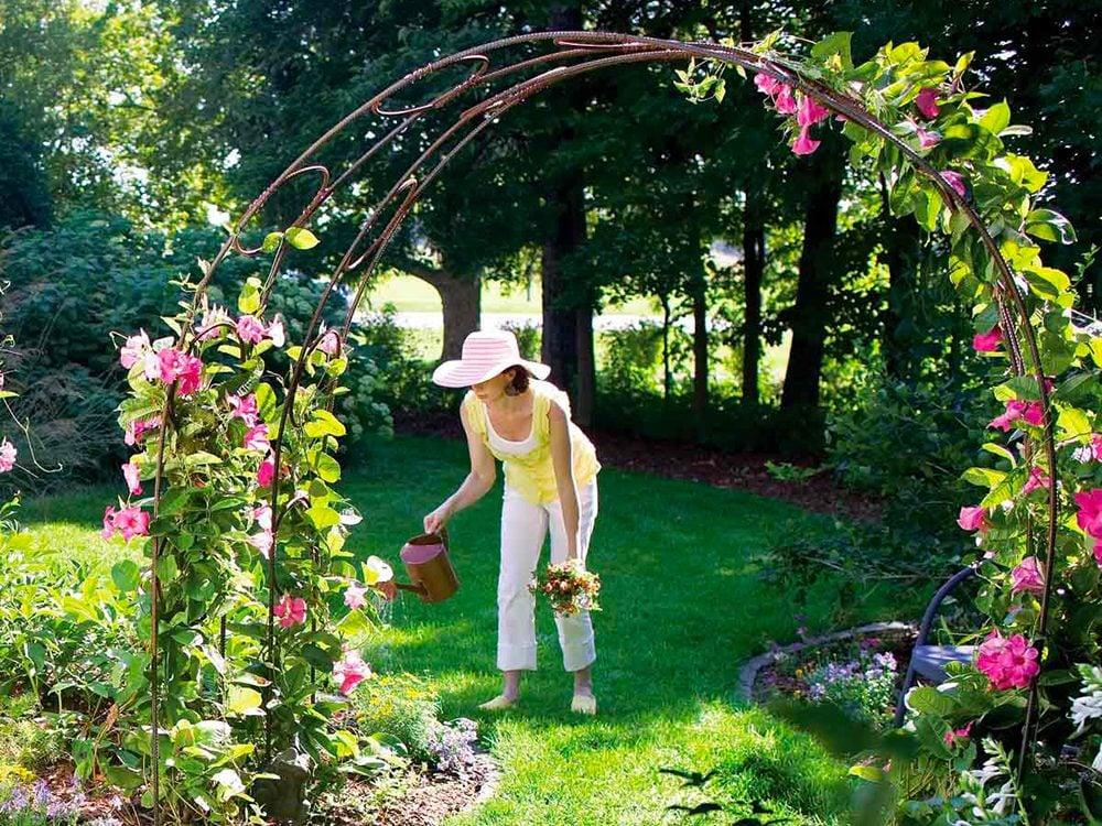 Aménagement paysager: ayez une vue d'ensemble de votre jardin.