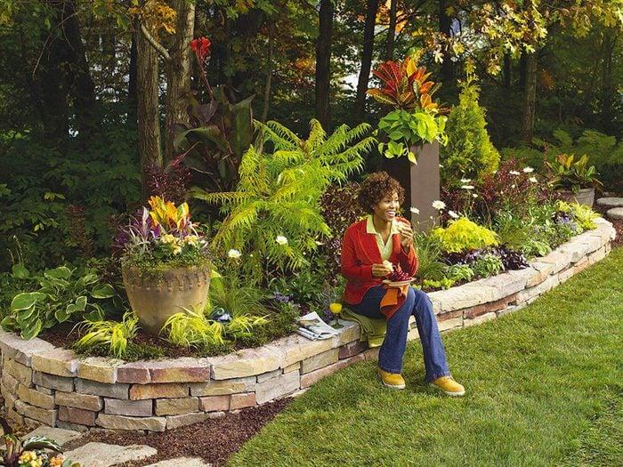 Aménagement paysager: travaillez comme un pro du paysagisme.