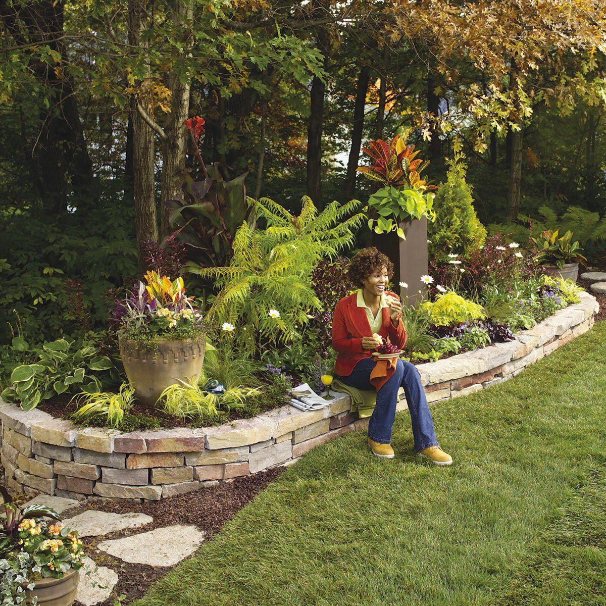 Aménagement paysager : travaillez comme un pro du paysagisme.