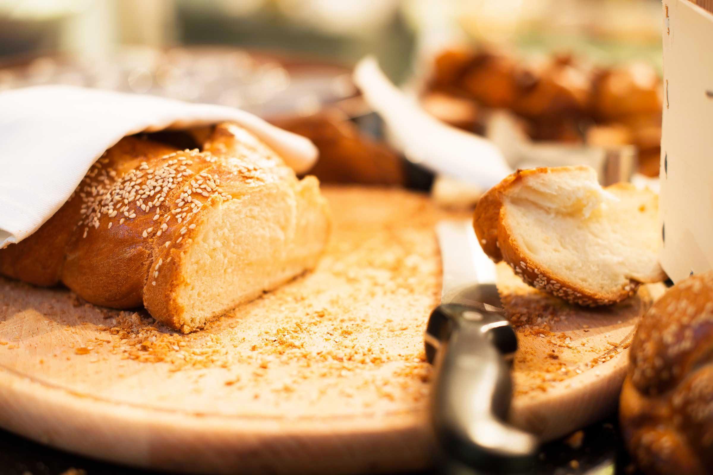 Crise d'arthrite : évitez les produits à base de farine blanche.