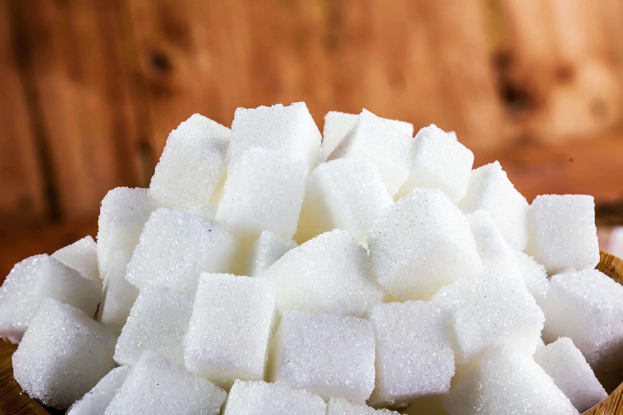 Crise d'arthrite : évitez le sucre.