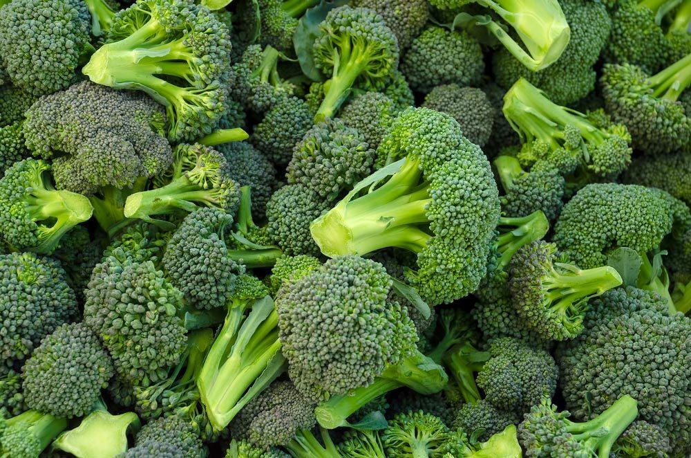 Pour mieux prévenir le cancer du côlon, mangez des brocolis.