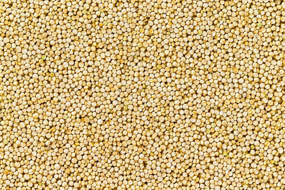 Pour mieux prévenir le cancer du côlon, mangez du quinoa.