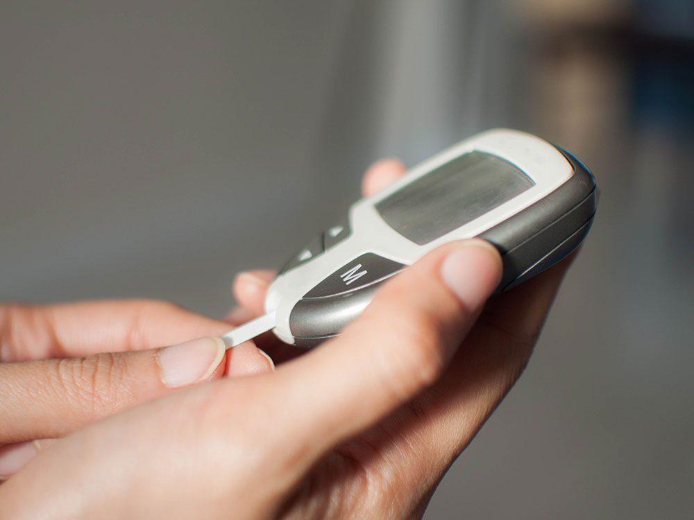 Les risques de cancer du foie si plus élevés si vous êtes obèse ou souffrez de diabète de type 2.