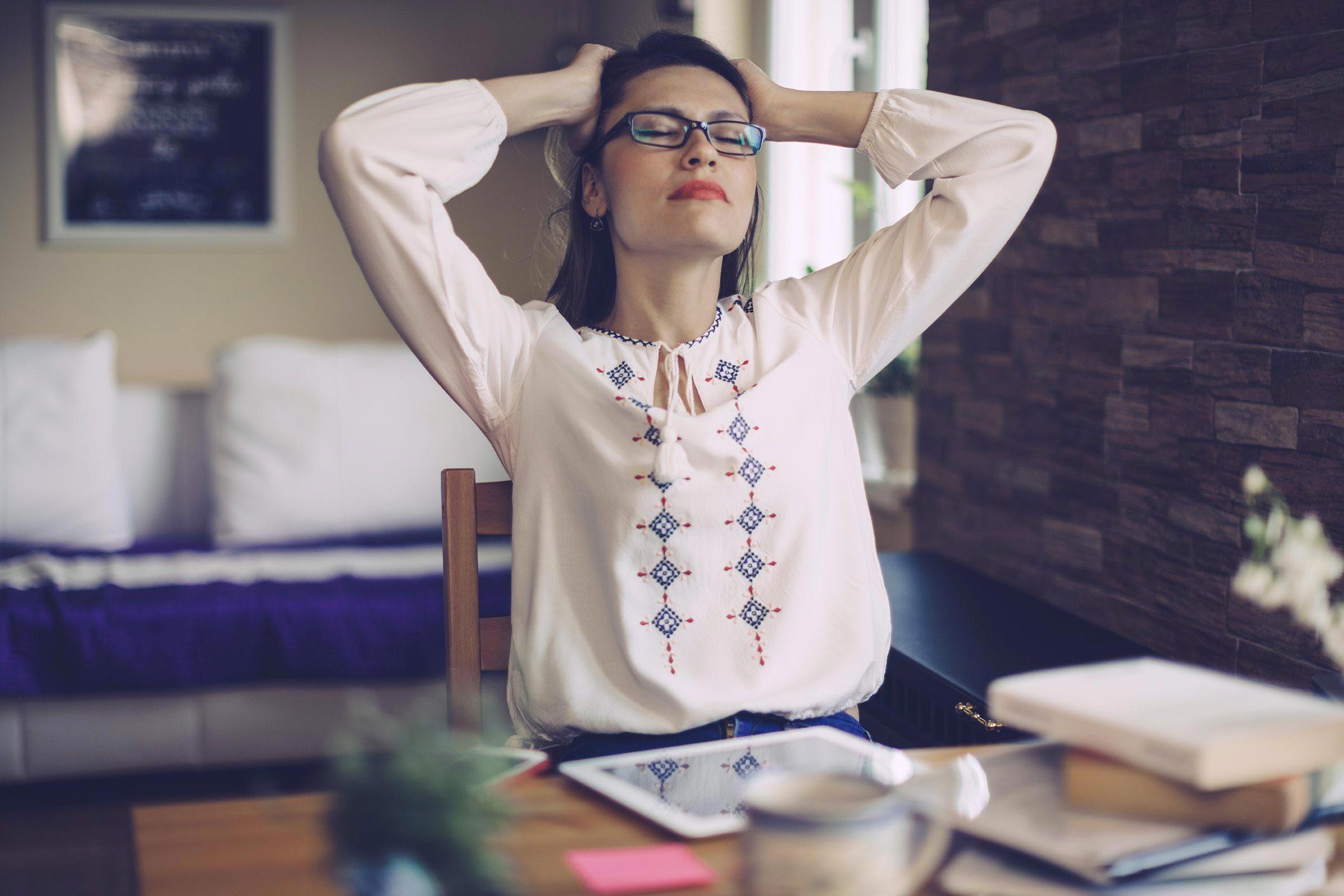 Comment contrôler son stress : sachez reconnaitre les réactions de votre corps.