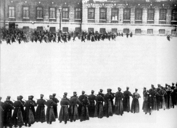 Les conditions de travail ont changé depuis le Dimanche rouge de Saint-Pétersbourg.