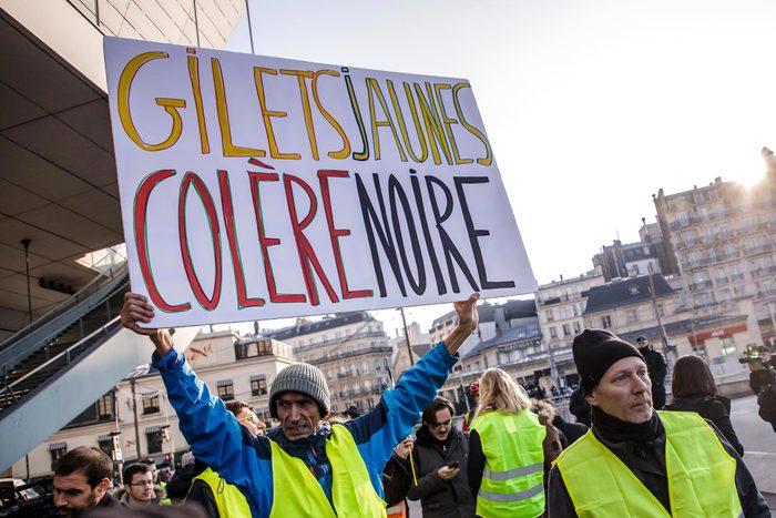 Les conditions de travail ont changé depuis le mouvement des gilets jaunes en France.