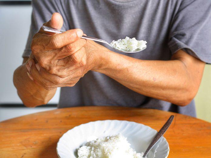 Ces aliments sont à éviter en cas de crise d'arthrite.