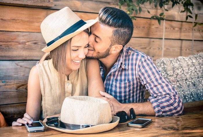 Sujets de dispute communs à tous les couples : l'intimité.