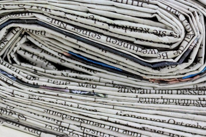 La durée de décomposition du papier est de 5 mois.