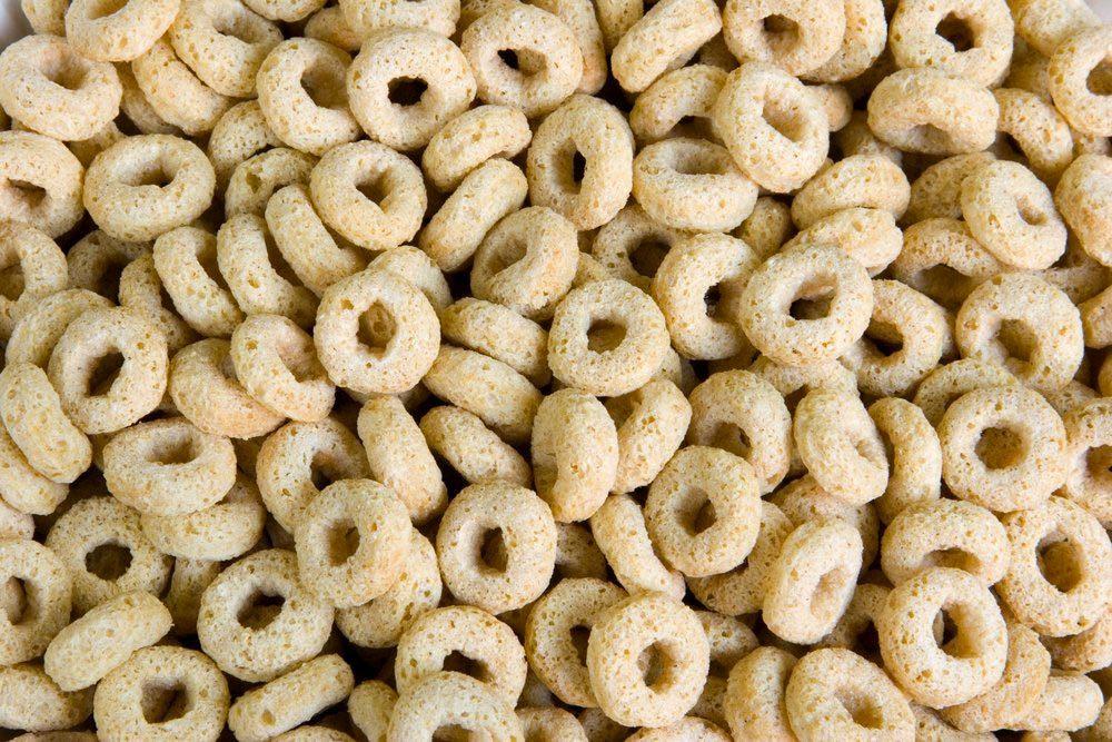 Garde manger : les céréales se conservent 3 mois.