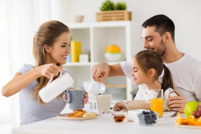 Accélérez votre métabolisme en déjeunant au réveil.